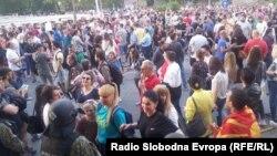Shkup, 8 maj 2015.