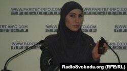 Украина - Окуева (Осмаева) Амина зорбан-конференцехь, Одесса, 17Мар2012