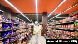 Supermarket u Prištini