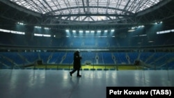 "Стадион ""Зенит-Арена"" в Санкт-Петербурге"