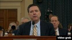 Directorul FBI la audierile din Congresul american