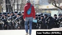 На антикоррупционной акции 26 марта в Москве
