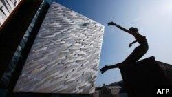 """Северная Ирландия, мемориальный комплекс """"Титаник Белфаст"""""""