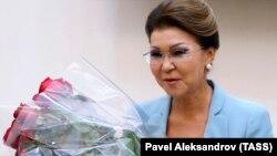 Дарига Назарбаева на открытии парламентской сессии. Нур-Султан, 2 сентября 2019 года.