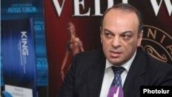 Кандидат в президенты Арман Меликян