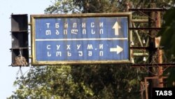 В начале 90-х грузинские жители Абхазии оказались перед непростым выбором