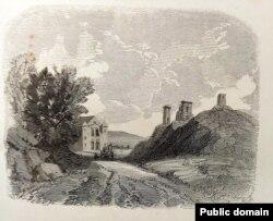 Наваградак (гравюра 1863 г.)