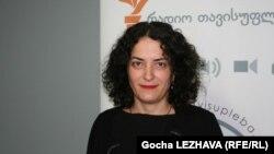 Исполнительный директор Центра по реабилитации жертв пыток Лела Цискаришвили