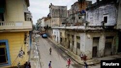У центрі старої Гавани