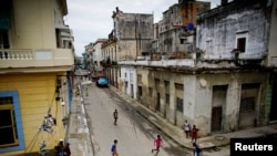 Havana, Cuba (2018).