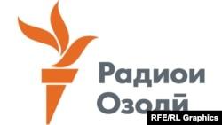 Logo of Radio Ozodi, RFE/RL's Tajik Service