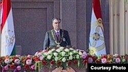Տաջիկստանի նախագահ Էմոմալի Ռահմոնի երդմնակալության արարողությունը, Դուշանբե, 16-ը նոյեմբերի, 2013թ․