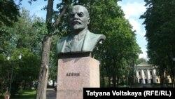 Бюст Ленина в Гатчине