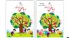 Iran--Third-grade math textbook no longer features images of girls.
