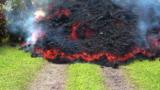 Извержение вулкана Килауэа на Гавайях