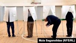 На 28 жовтня призначені президентські вибори у Грузії
