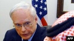 السفير الأميركي في العراق جيمس جيفري