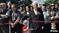 Представителям протестной массы в Южной Осетии не хватает опыта в организации подобных акций, никто не хочет брать на себя ответственность лидера