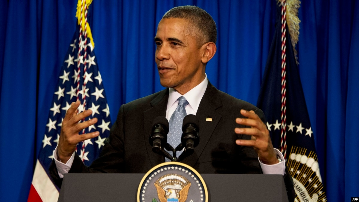 Obama Expects Taliban Violence To Continue Under New Leader