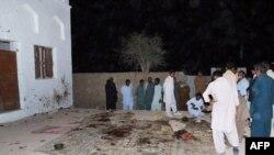 شش تن از قربانیان این حمله انتحاری کودک هستند