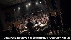 Koncertom Ibrahima Maaloufa okončan 18. Jazz Fest Sarajevo, 9. novembar 2014.