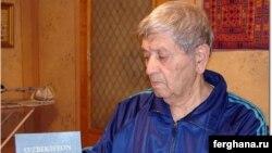 Тарих фанлари доктори¸ профессор Гога Ҳидоятов