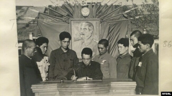 Японские заключенные пишут Сталину. Российский государственный военный архив