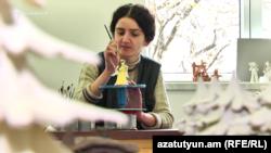 Գոհարը երազում է գյուղում արվեստի դպրոց բացելու մասին