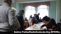 Украинада парламенттик шайлоо