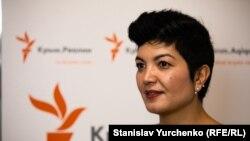 Координатор инициативы «КрымSOS» Тамила Ташева