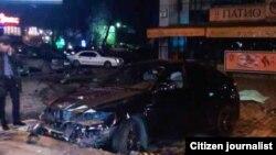 Автокатастрофа в Алматы. Иллюстративное фото.
