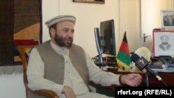 عبدالهادی ارغندیوال رئیس یک شاخه حزب اسلامی