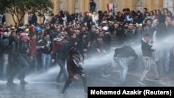 Столкновения в Бейруте. 18 января 2019 года