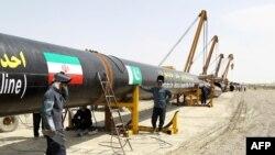 خط لوله انتقال گاز به پاکستان در چابهار