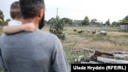 Беларуське көшіп келген шешен отбасы