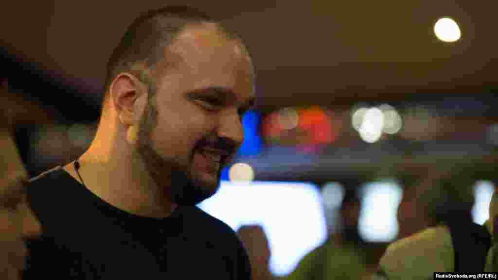 Тарас Ткаченко, кінорежисер і сценарист
