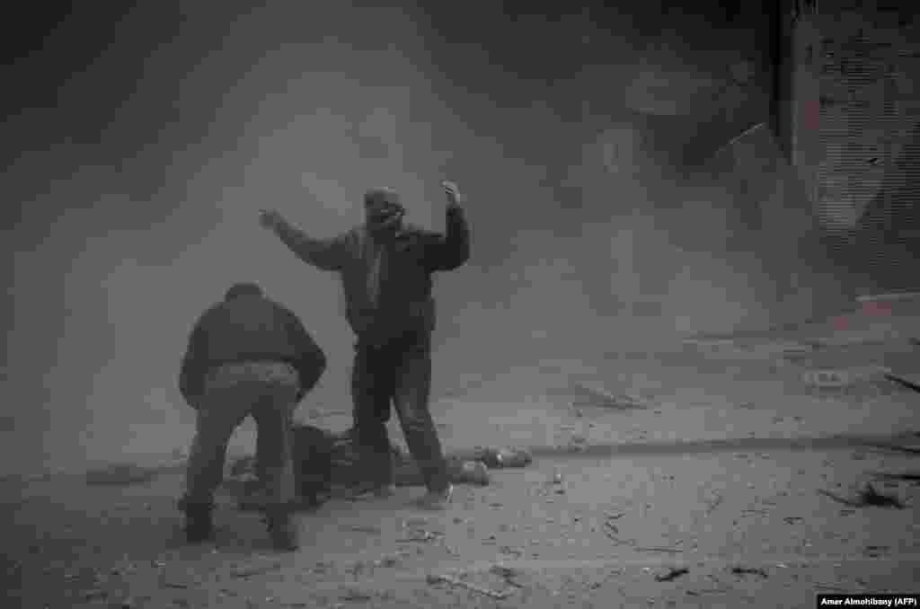 کفر بطنا در اطراف دمشق