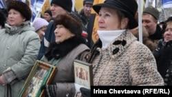 Митинг православных в поддержку Путина, 25 февраля 2012 года