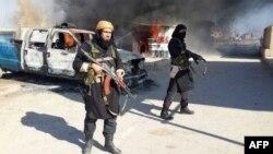 شبهنظامیان داعش در عراق