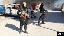 Pripadnici ISIL-a