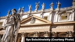 Собор Святого Петра в Ватикане. Иллюстративное фото.