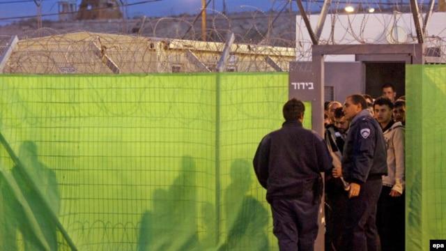 یکی از زندانهای اسرائیل.