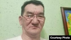 Буркутбай Насырханов, активист из города Сатпаева Карагандинской области