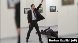 The suspect reportedly had telephone conversations with Mevlut Mert Altintas, the off-duty policeman who shot Ambassador Andrei Karlov dead at a photo exhibition in Ankara on December 19.
