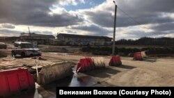 """Реконструкция трассы М55 """"Байкал"""""""