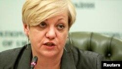 Голова Національного банку України Валерія Гонтарєва