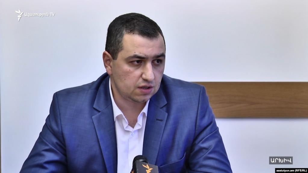 Директором медцентра «Сурб Григор Лусаворич» назначен Арман Овакимян