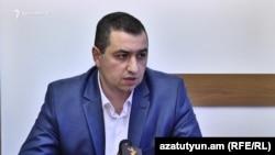 Арман Овакимян (архив)