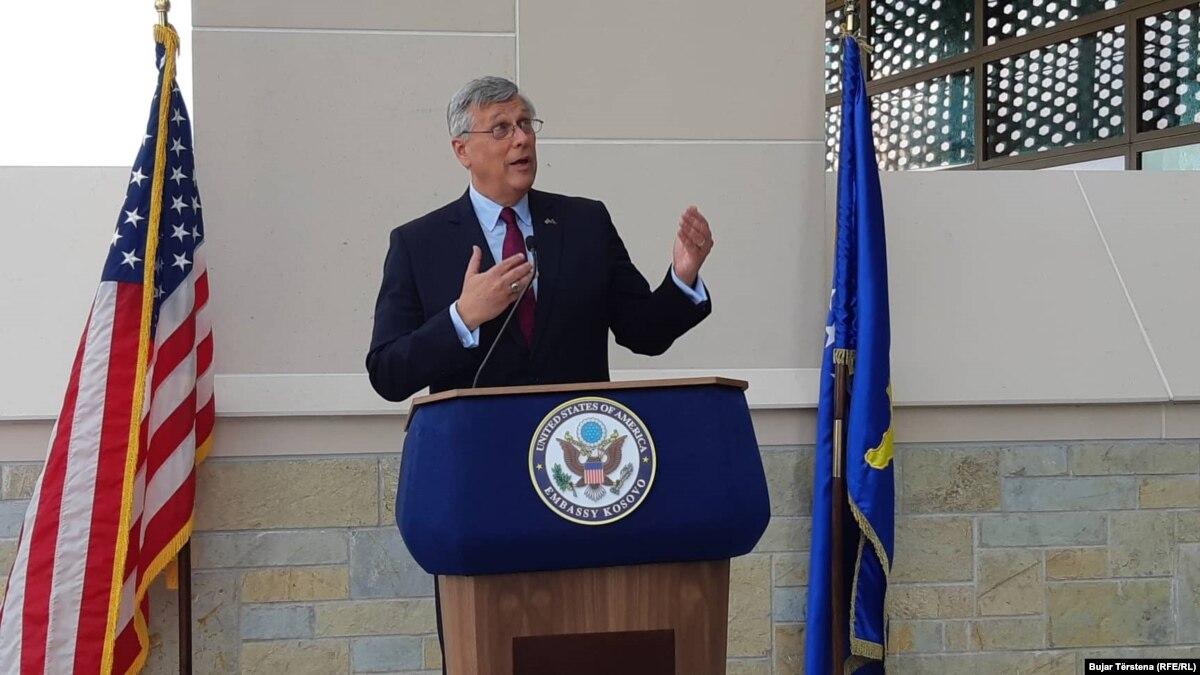 SHBA ja reagon ndaj dëmtimit të varrezave ortodokse në Lipjan