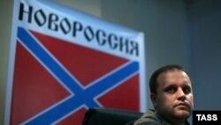Бывший «народный губернатор» самопровозглашённой «Донецкой народной республики» (ДНР) Павел Губарев